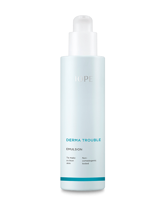 IOPE SKINCARE DERMA TROUBLE EMULSION