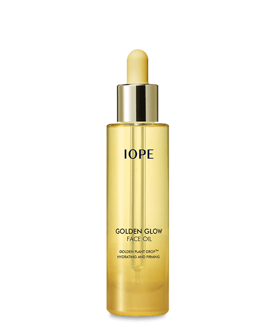 IOPE SKINCARE GOLDEN GLOW FACE OIL
