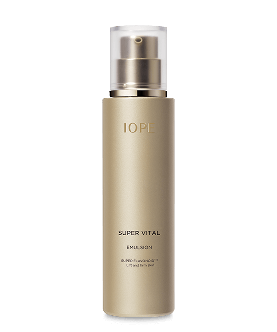 IOPE SKINCARE SUPER VITAL EMULSION - ultra moisturizing lotion,  antiaging lotion