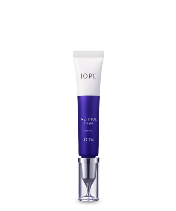 IOPE SKINCARE RETINOL EXPERT 0.1%, 0.3% - Super retinol, Wrinkle improved in just two weeks